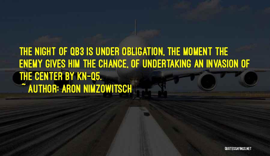Aron Nimzowitsch Quotes 1316612