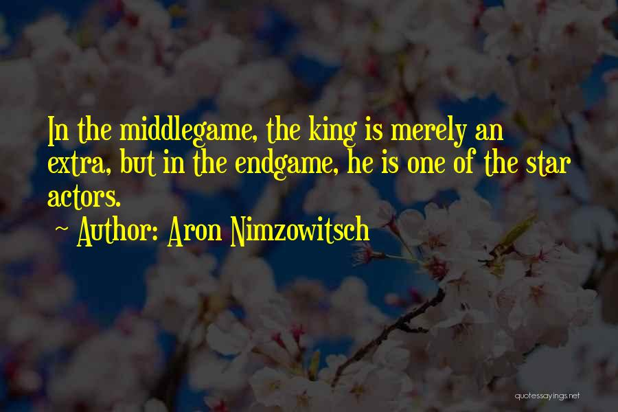 Aron Nimzowitsch Quotes 236224