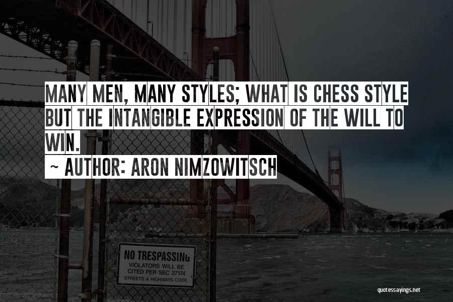 Aron Nimzowitsch Quotes 691693