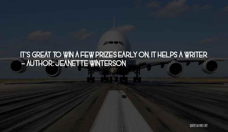Arse Quotes By Jeanette Winterson