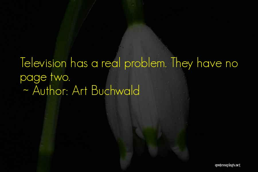 Art Buchwald Quotes 1014308