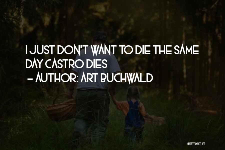 Art Buchwald Quotes 1048171