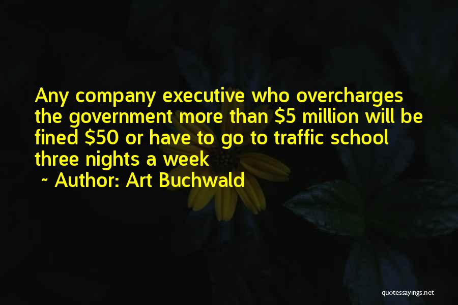 Art Buchwald Quotes 1369266