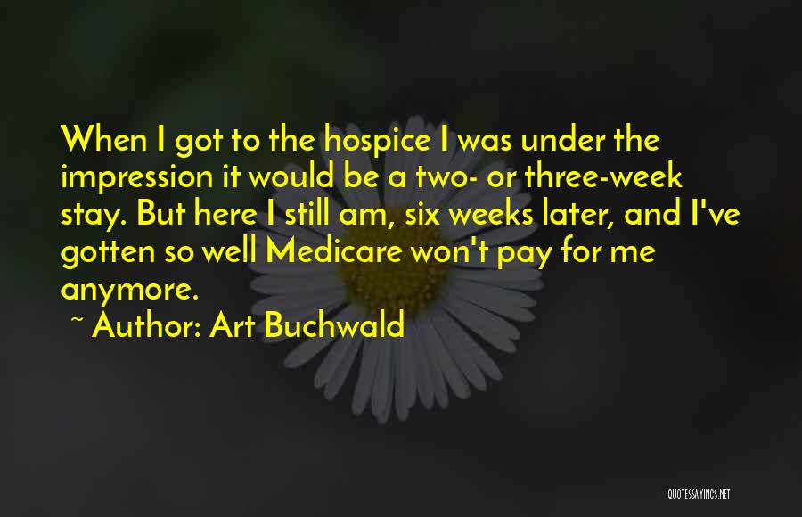 Art Buchwald Quotes 1412826