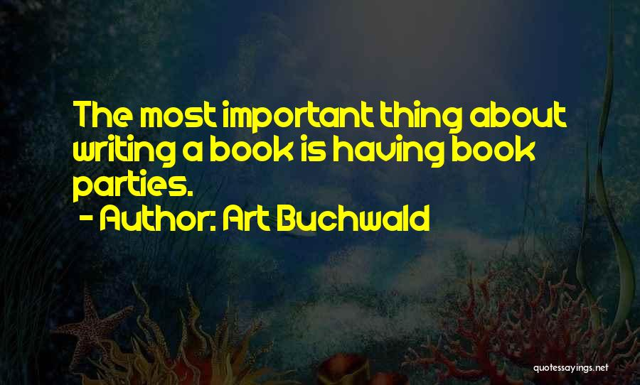 Art Buchwald Quotes 1415188