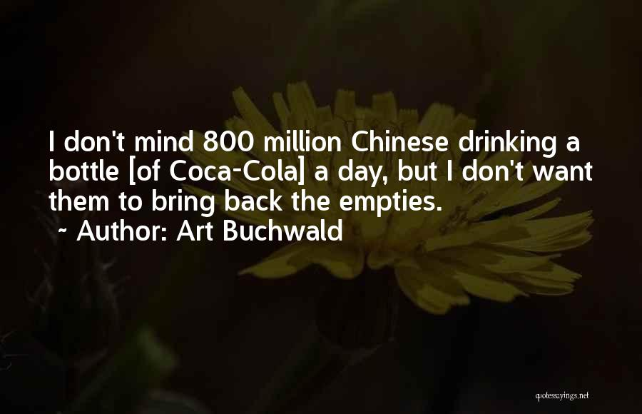 Art Buchwald Quotes 1656663