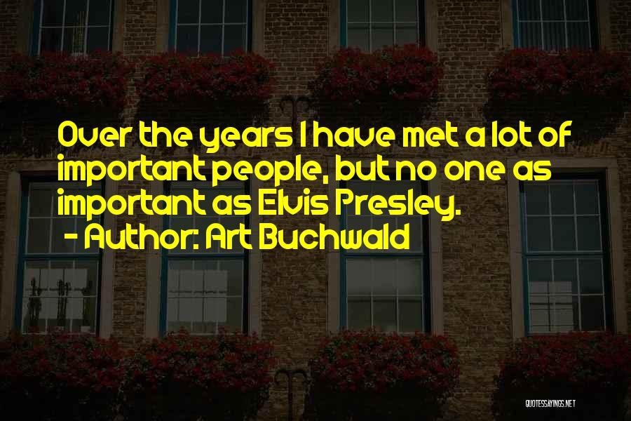Art Buchwald Quotes 1895978