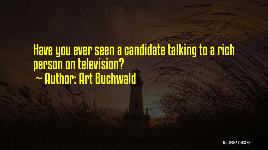 Art Buchwald Quotes 1900910
