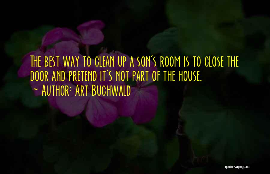 Art Buchwald Quotes 1912344