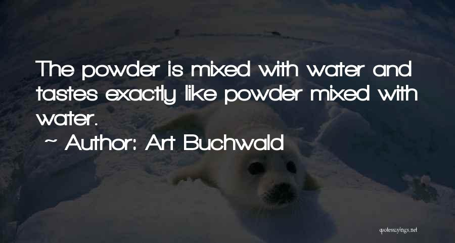 Art Buchwald Quotes 208377