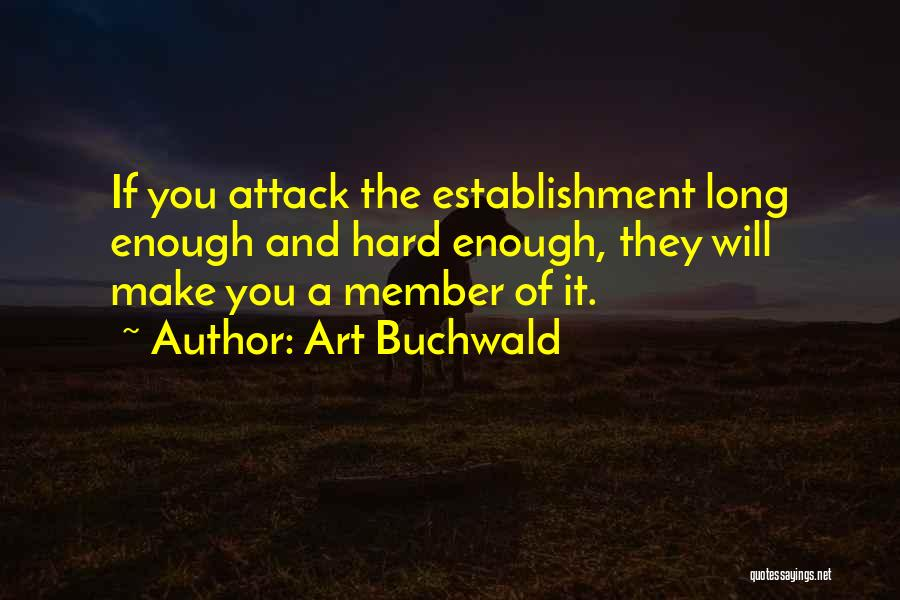 Art Buchwald Quotes 2161976