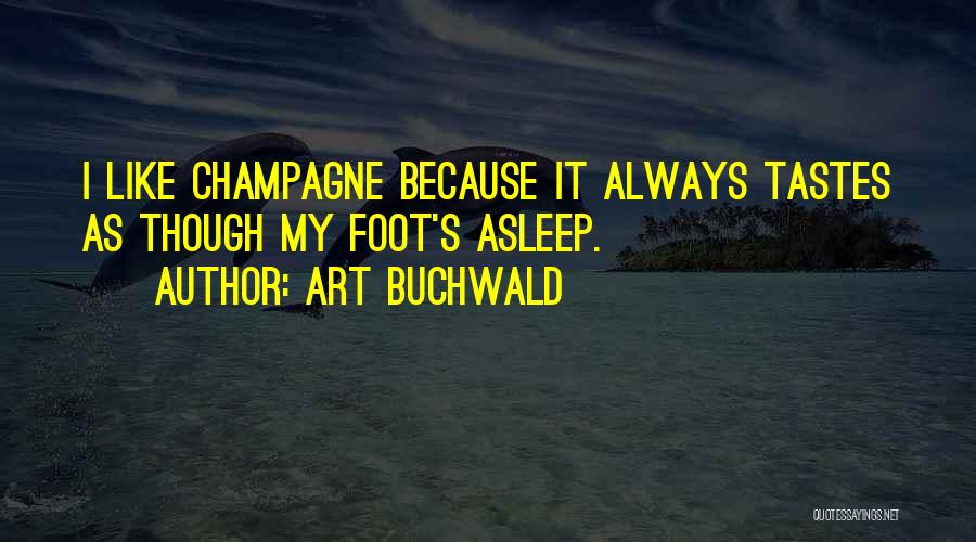 Art Buchwald Quotes 610852