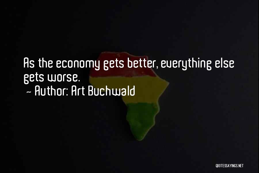 Art Buchwald Quotes 696043