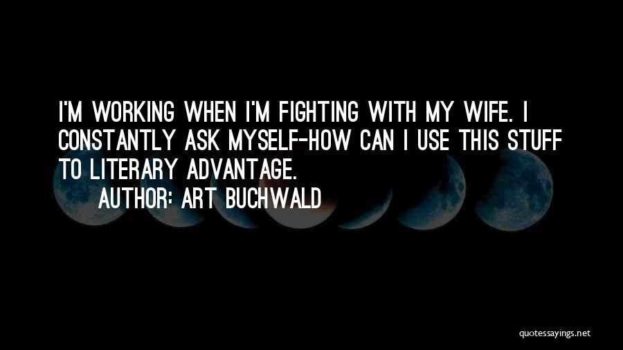Art Buchwald Quotes 946089