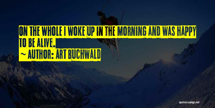 Art Buchwald Quotes 963948