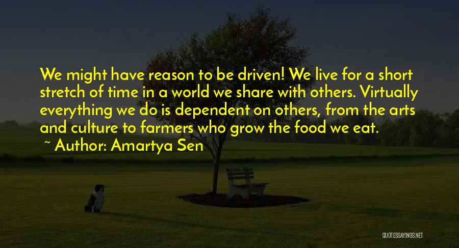 Art Culture Quotes By Amartya Sen