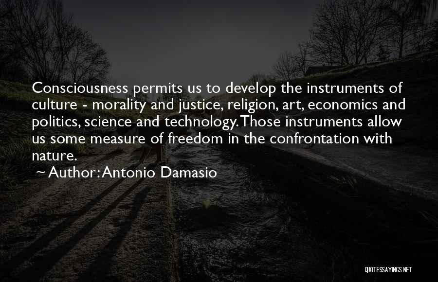 Art Culture Quotes By Antonio Damasio