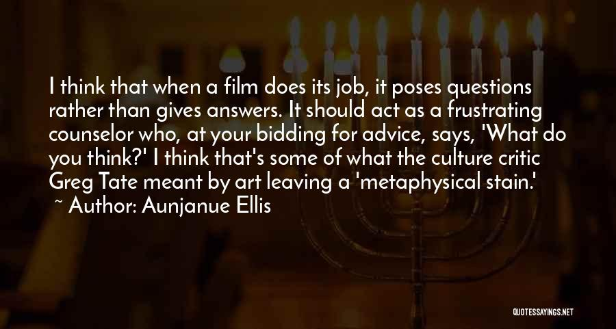 Art Culture Quotes By Aunjanue Ellis