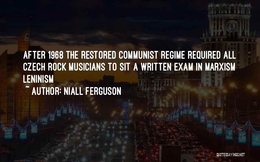 Art Culture Quotes By Niall Ferguson
