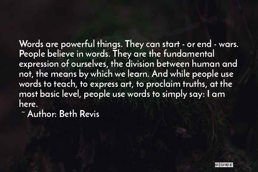 Art Express Quotes By Beth Revis