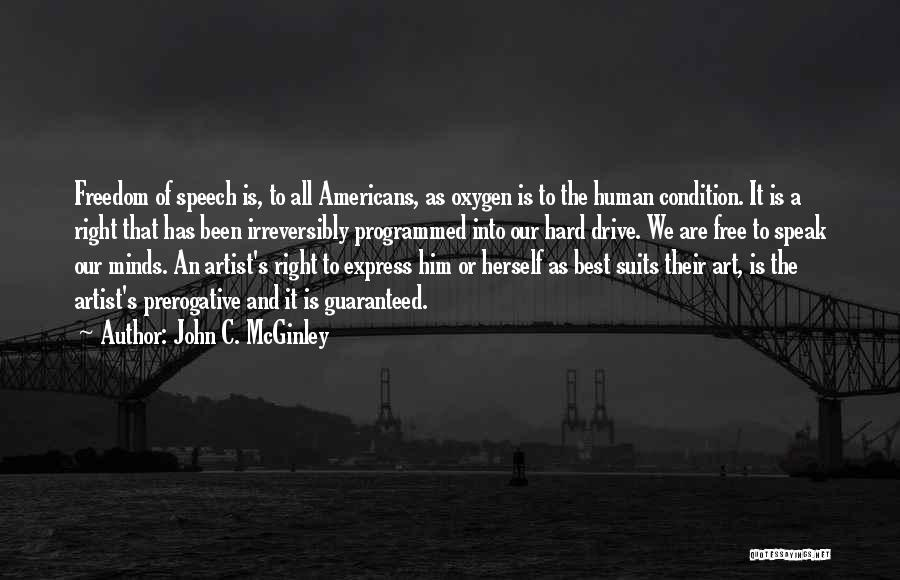 Art Express Quotes By John C. McGinley