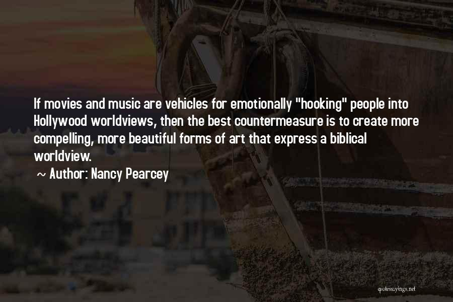 Art Express Quotes By Nancy Pearcey