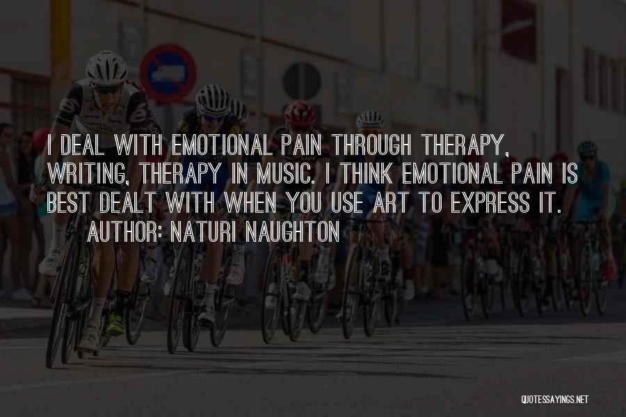 Art Express Quotes By Naturi Naughton