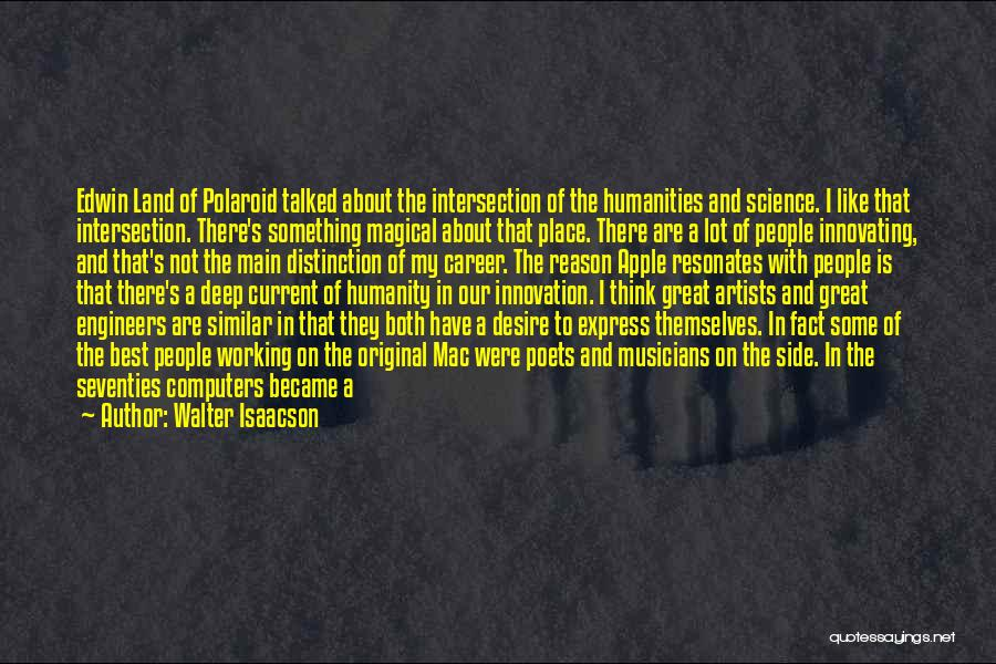 Art Express Quotes By Walter Isaacson