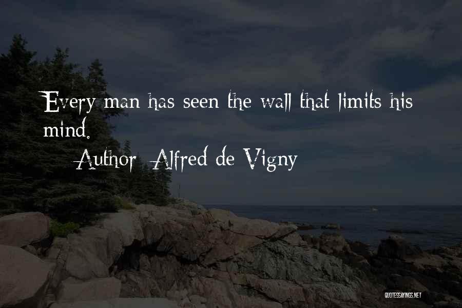 Art Has No Limits Quotes By Alfred De Vigny