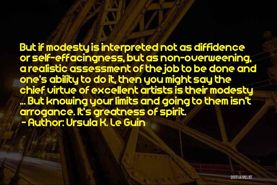 Art Has No Limits Quotes By Ursula K. Le Guin