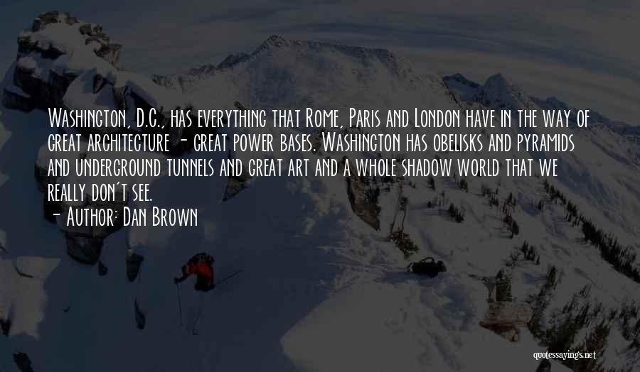 Art Paris Quotes By Dan Brown