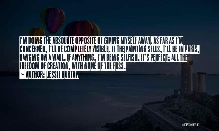 Art Paris Quotes By Jessie Burton