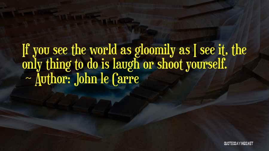 Art Paris Quotes By John Le Carre