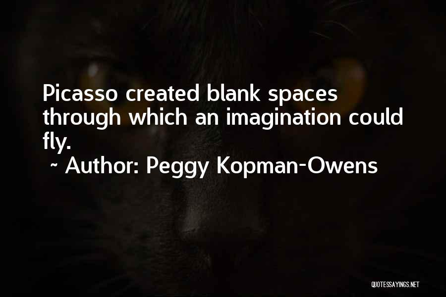 Art Paris Quotes By Peggy Kopman-Owens