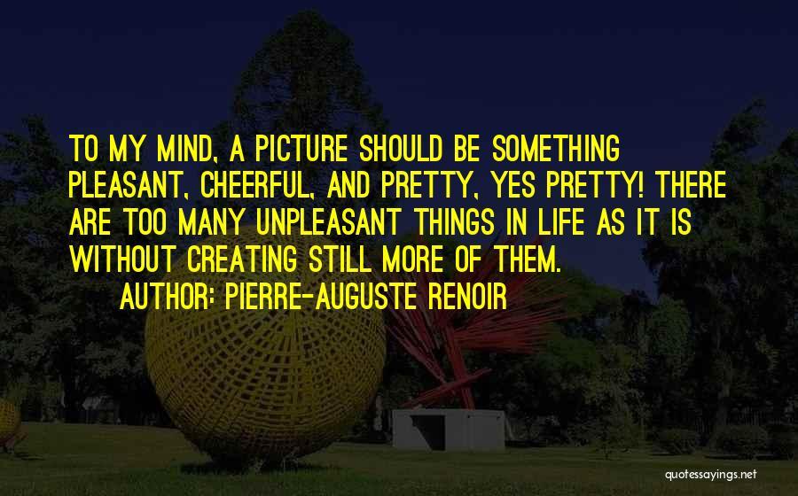 Art Paris Quotes By Pierre-Auguste Renoir