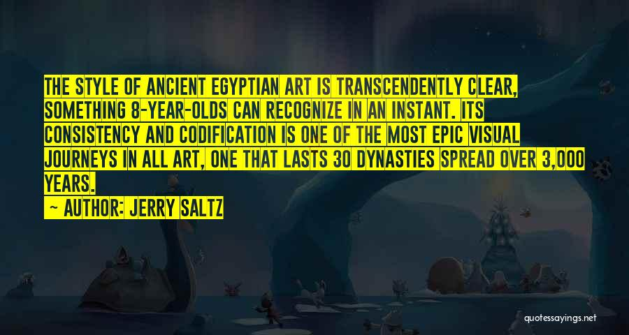 Art Style Quotes By Jerry Saltz
