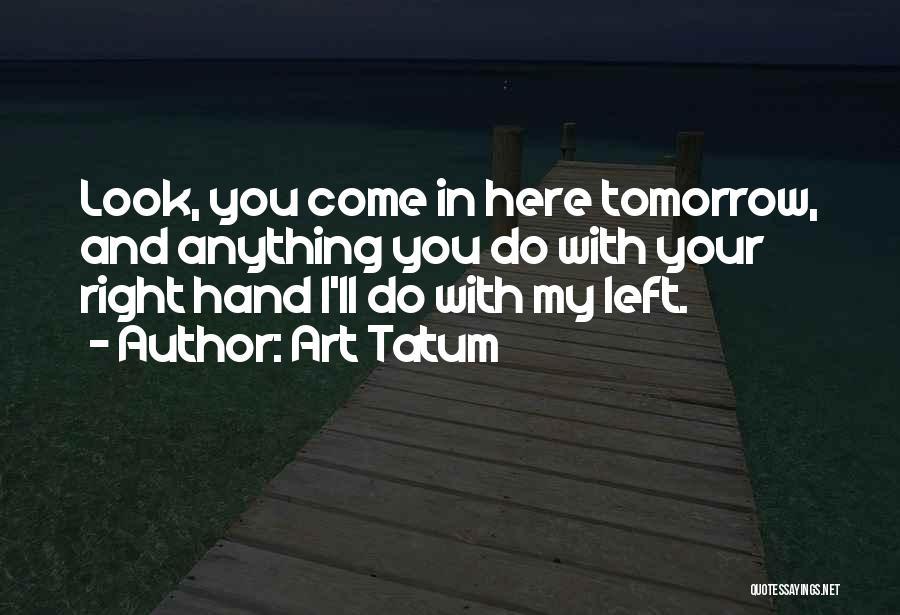 Art Tatum Quotes 1074984