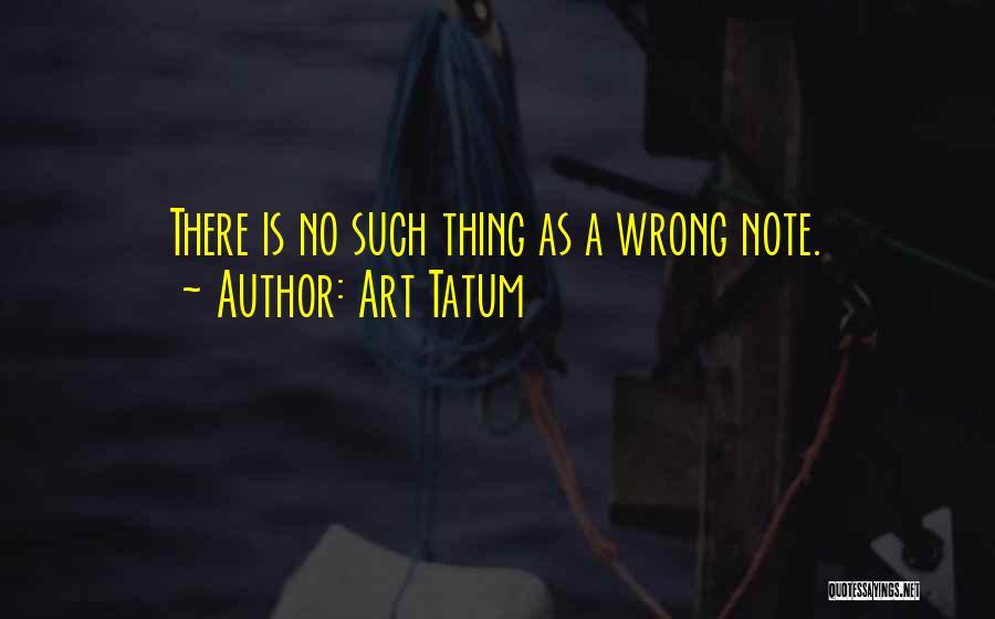 Art Tatum Quotes 154035