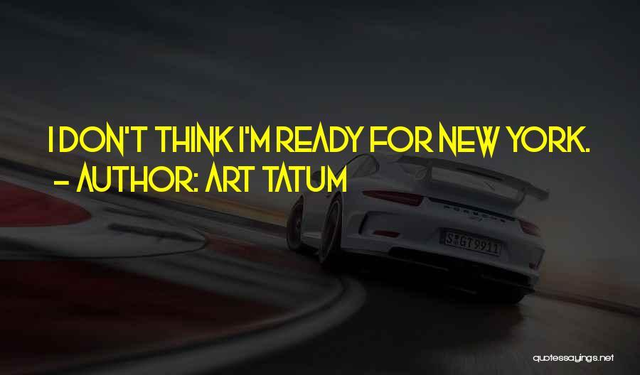 Art Tatum Quotes 1947295