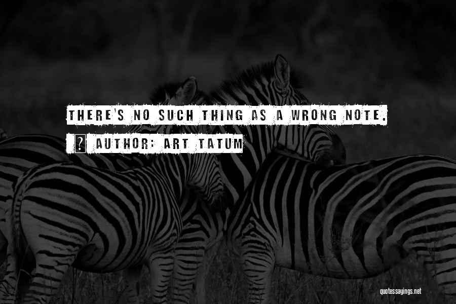 Art Tatum Quotes 345718