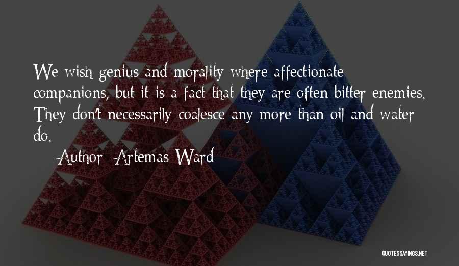 Artemas Ward Quotes 1755377