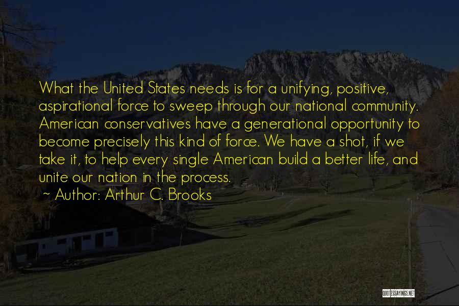 Arthur C. Brooks Quotes 139308