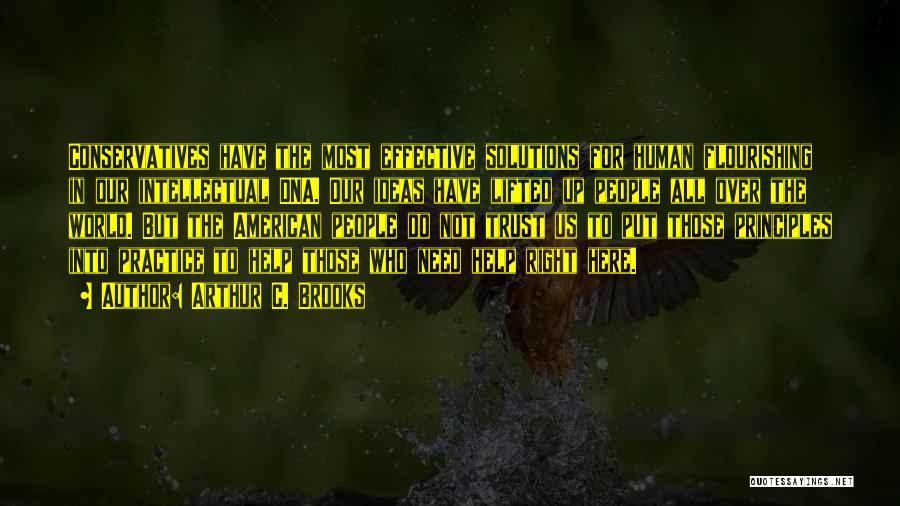 Arthur C. Brooks Quotes 1836078