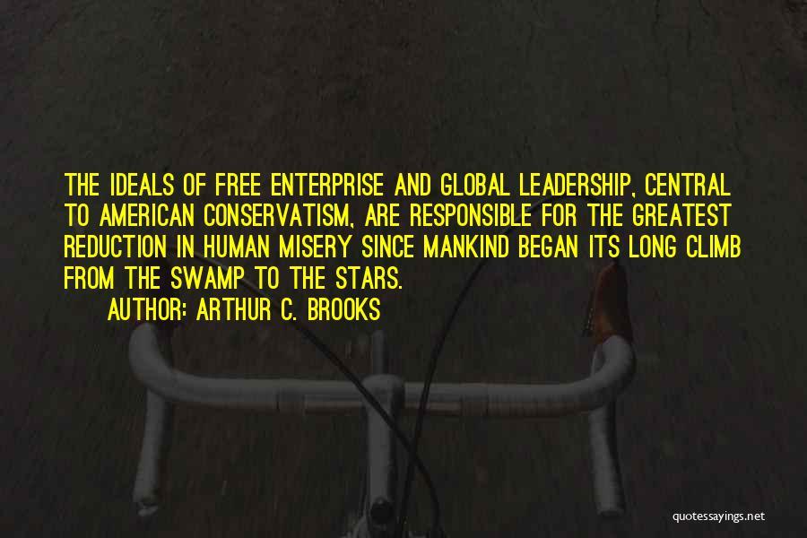 Arthur C. Brooks Quotes 1879394