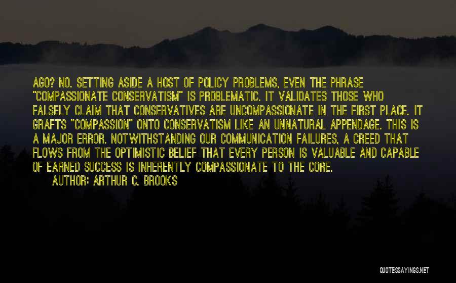 Arthur C. Brooks Quotes 2138212