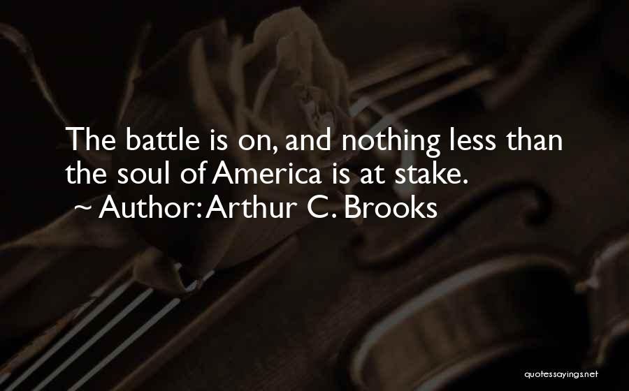 Arthur C. Brooks Quotes 2258893