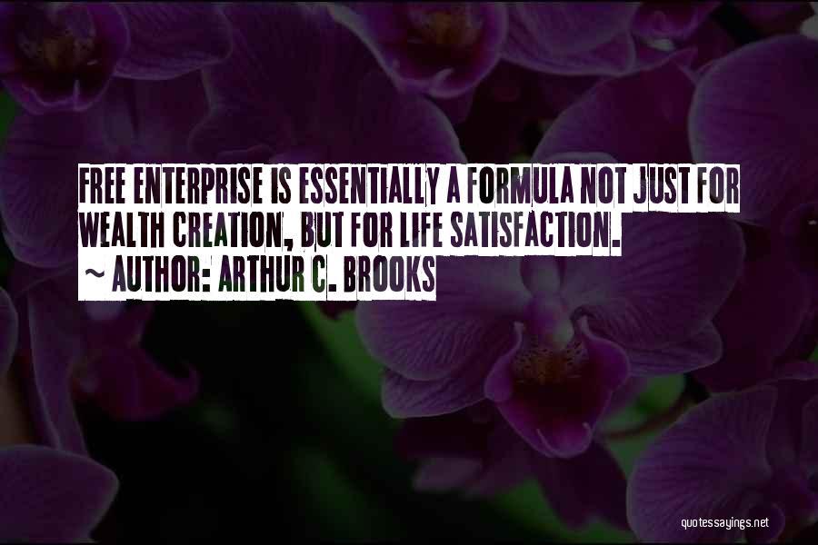 Arthur C. Brooks Quotes 2268941