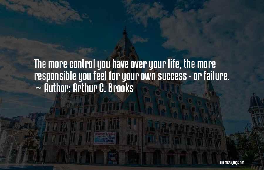 Arthur C. Brooks Quotes 235047