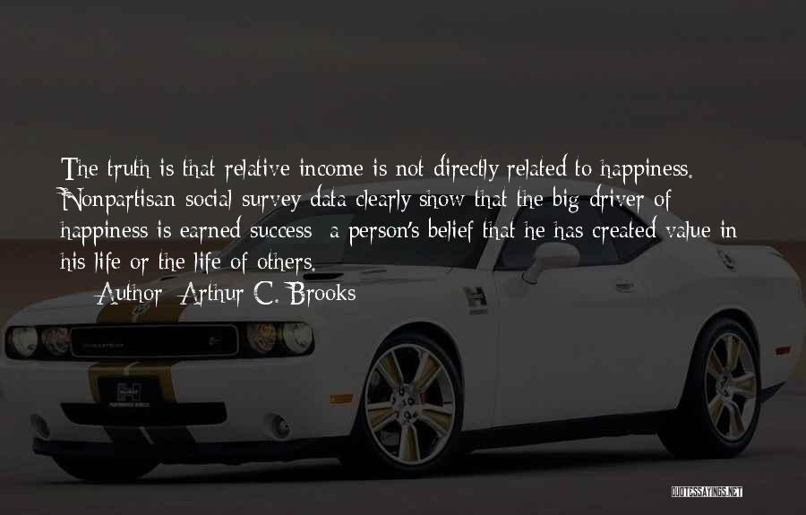 Arthur C. Brooks Quotes 456101