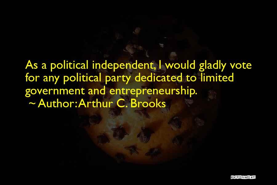 Arthur C. Brooks Quotes 609936